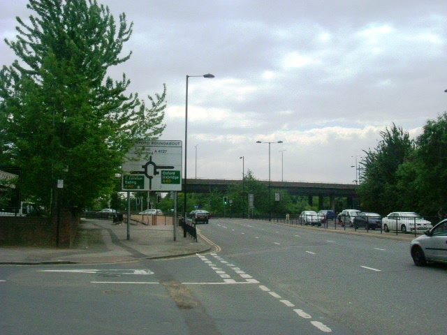 Greenford Roundabout