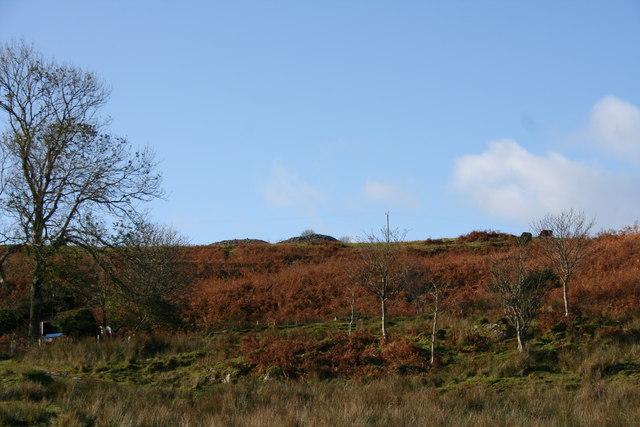 Ardnamir hill fort