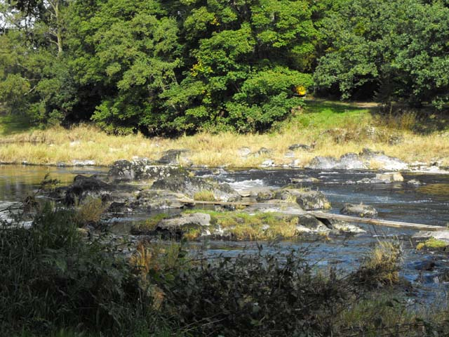 The Rocks, river Wye