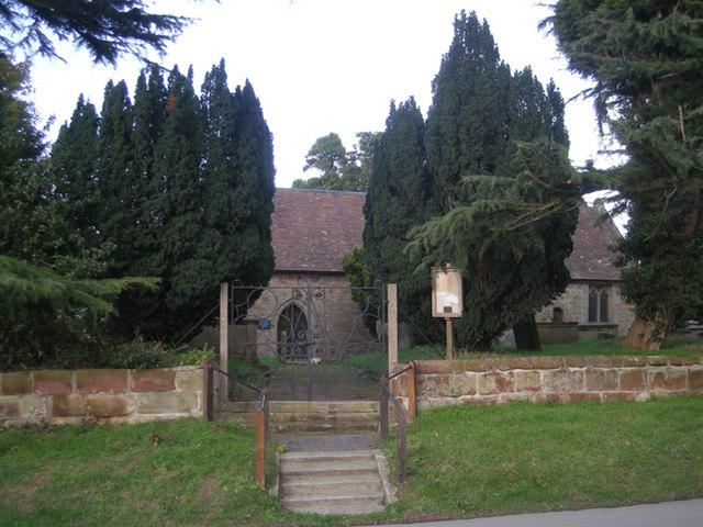 Gateway to St. Martin's