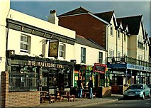 SZ9398 : The Waterloo Inn 14 Waterloo Square Bognor Regis by P L Chadwick