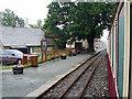 SH6038 : Minffordd Station, Ffestiniog Railway by John Lucas