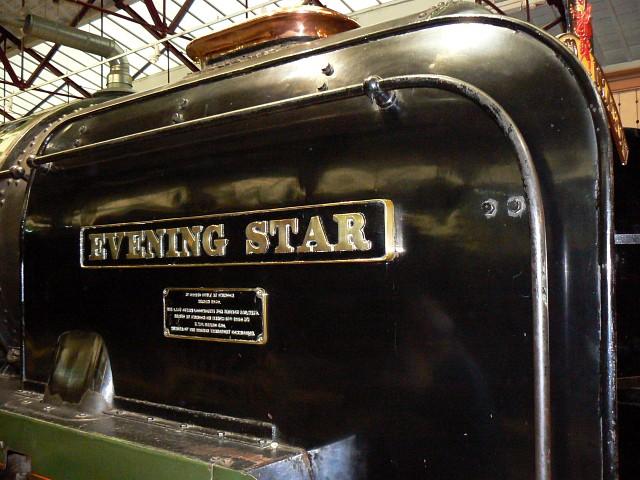Evening Star, STEAM Museum, Swindon (2)