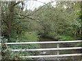 SO8687 : Smestow Brook Bridge by Gordon Griffiths
