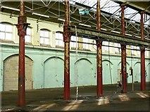 SU1484 : Inside an old railway factory, Swindon by Brian Robert Marshall