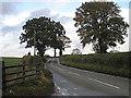 SO6488 : B4364 to Bridgnorth by Row17