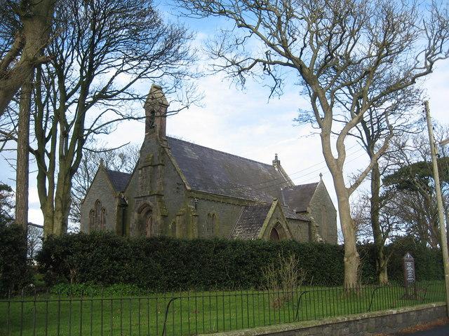 Holy Trinity Church, Ballywalter