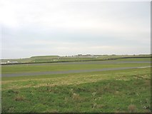 SH3368 : The Anglesey Motor Racing Circuit on the site of the former RA Ty Croes by Eric Jones