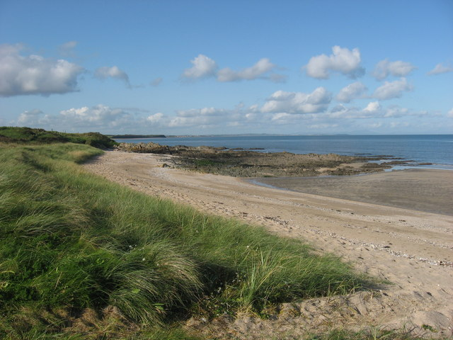 Beach at Knocknagin, Gormanston