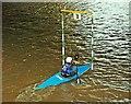 J3269 : Canoes, Shaw's Bridge, Belfast (2) by Albert Bridge