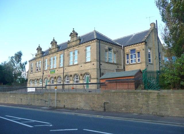 Junior and Infants School, Luddenden Foot
