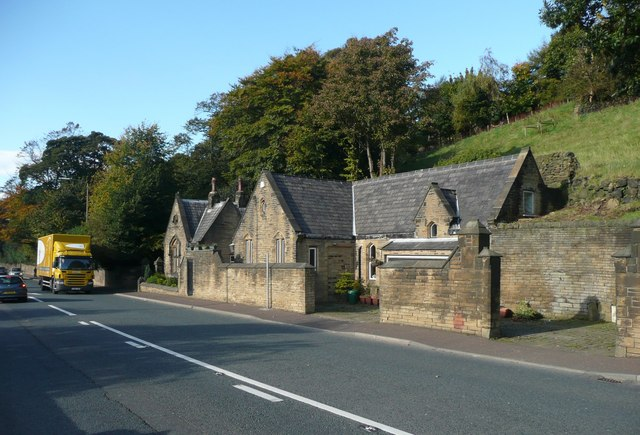 Lodges, Burnley Road A646, Luddenden Foot
