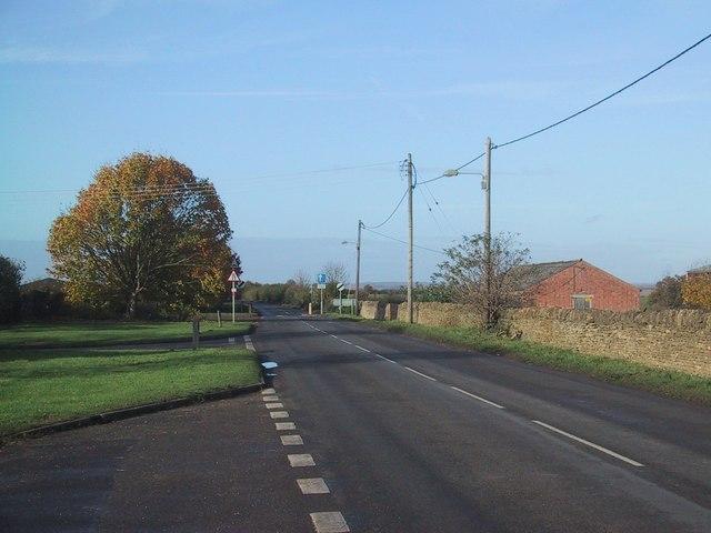 Outskirts of Bletchingdon