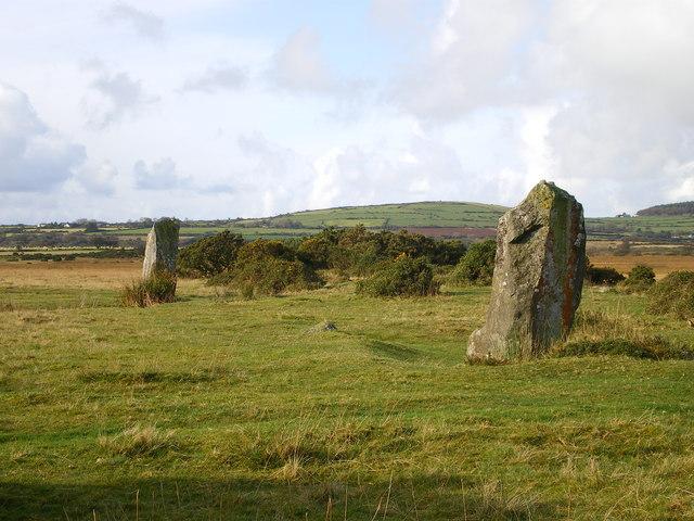 Between the Standing Stones