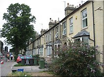 TL4557 : Hills Road housing by Given Up