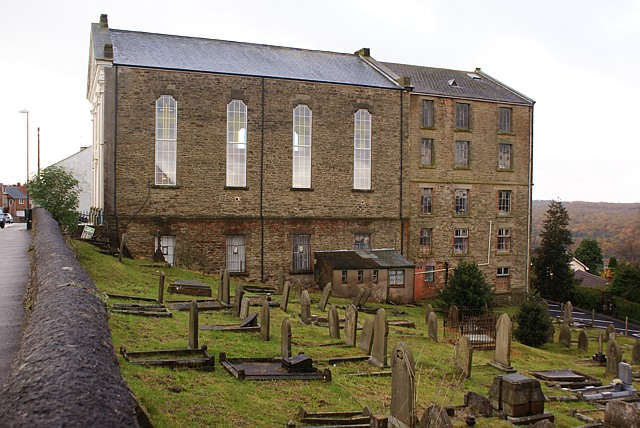 Baptist Church, Cinderford, Forest of Dean