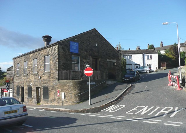 The Friendly Band room, Sowerby Bridge