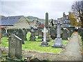 SE0125 : St Michael's Church, Graveyard by Alexander P Kapp