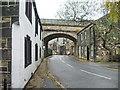 SE0125 : New Road, Mytholmroyd by Alexander P Kapp