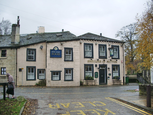 Shoulder of Mutton, New Road