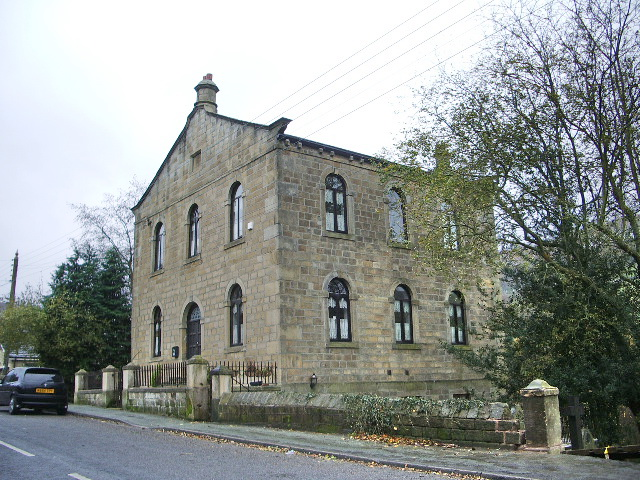 Wesley House, Cragg Road