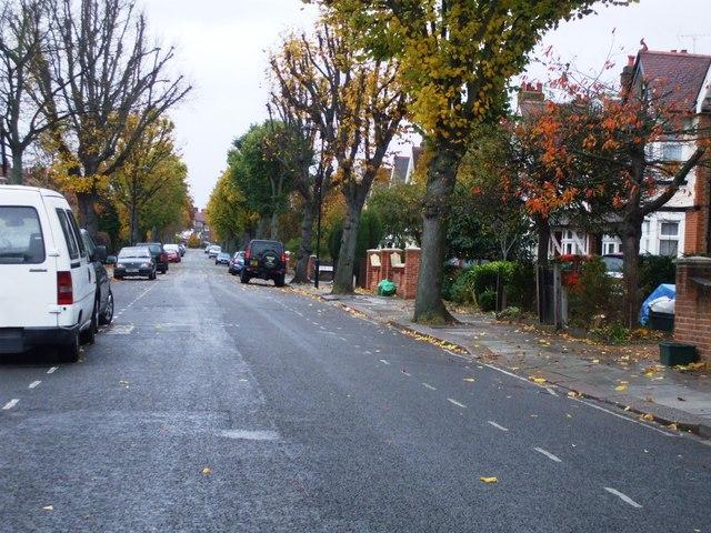 Perryn Road, W3