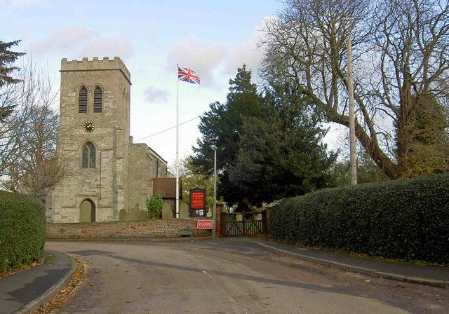 St. Peter's church Laneham