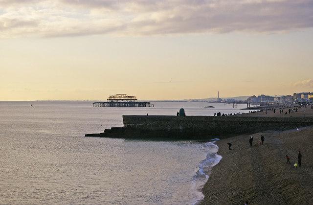 Beach, Brighton,  East Sussex