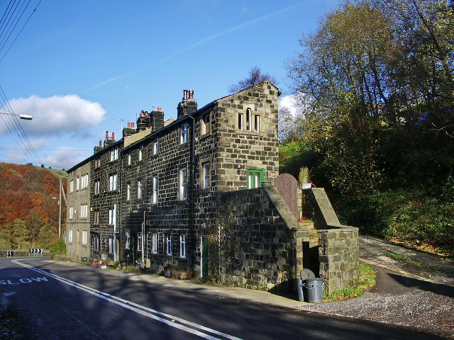 Four Gates End, Cragg Road Cragg Vale
