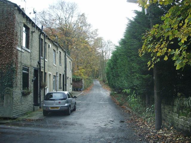 Norcliffe Lane, Hipperholme
