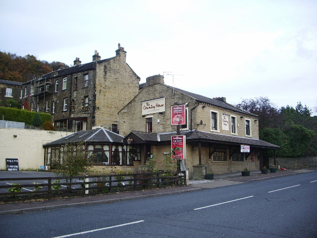 The Country House, Halifax Road