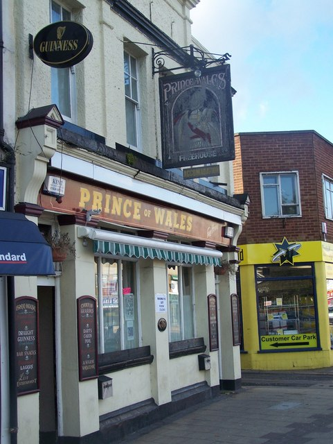 Prince of Wales Public House, Strood
