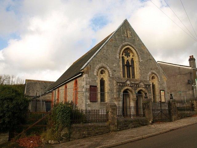 Methodist church, Tamerton Foliot