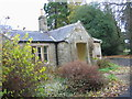 NY9172 : Gatekeeper's Cottage, Haughton Castle by Les Hull
