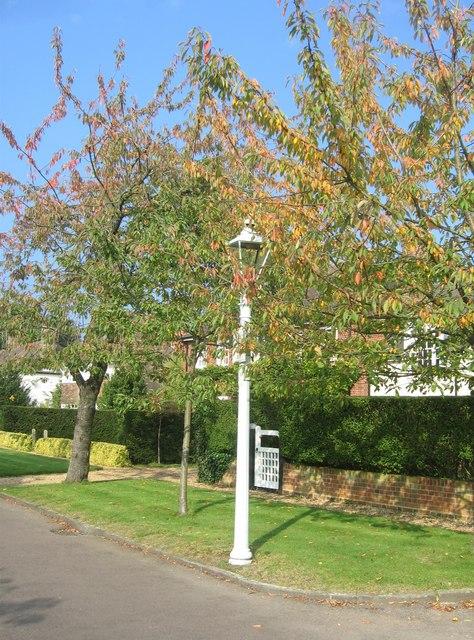 Gas Lamp - Barrow Road