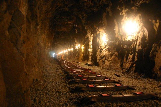 WHR Railway Tunnel