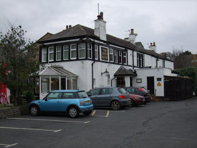 The Hest Bank Public House