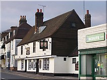 TQ7369 : Crispin and Crispianus Public House, Strood by David Anstiss