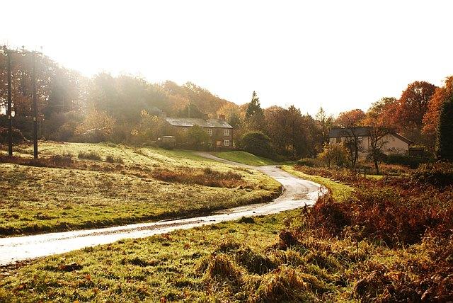 Bradley Hill, Soudley, Forest of Dean