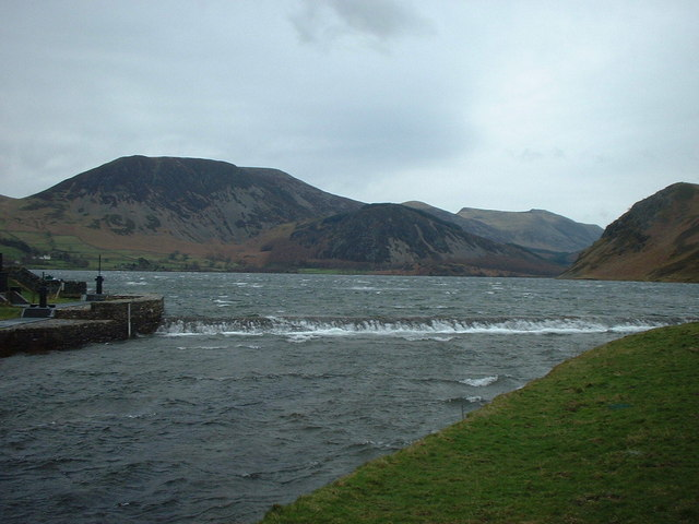 Weir at Ennerdale