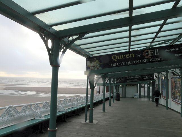 North Pier Entrance