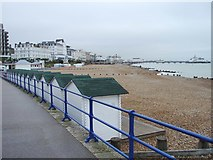 TV6198 : Eastbourne Sea Front by Ian Paterson