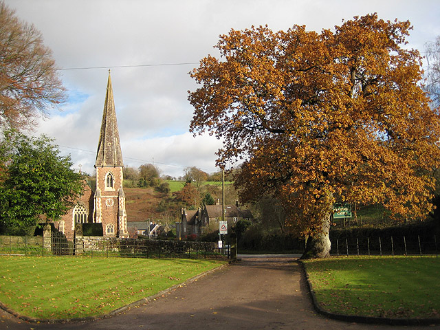 St Peter's Church, Clearwell