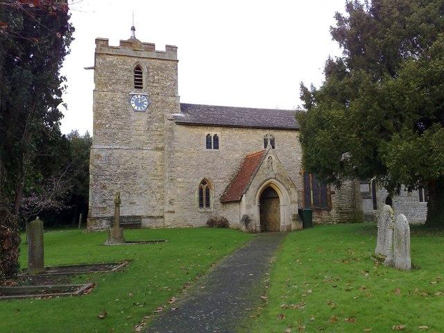 Finmere Parish Church