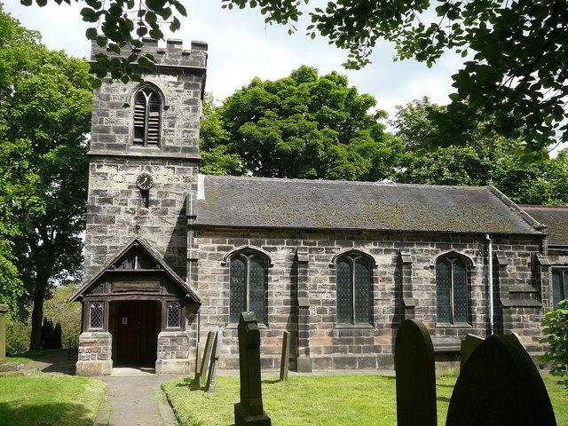 Bagnall Parish Church