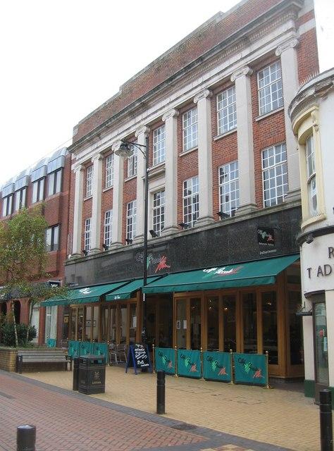 Caffe Piccolo - Winchester Street