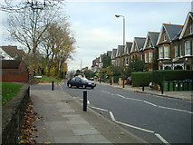 TQ4077 : Westcombe Hill, London SE3 by Stacey Harris