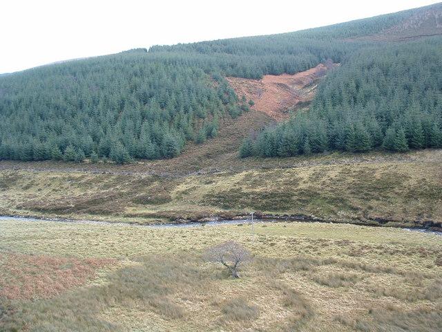The Hill of Clais nan Earb