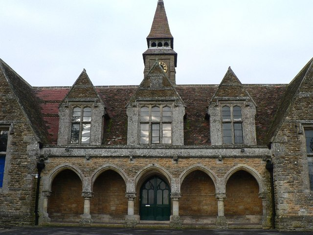 The Old Church School 169 Tony Thorp Geograph Britain And