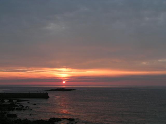 Sunset, Sennen Cove